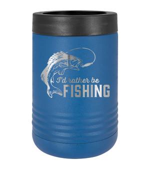 I'd Rather Be Fishing - Beverage Holder