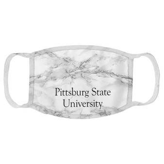 PSU Marble Face Mask