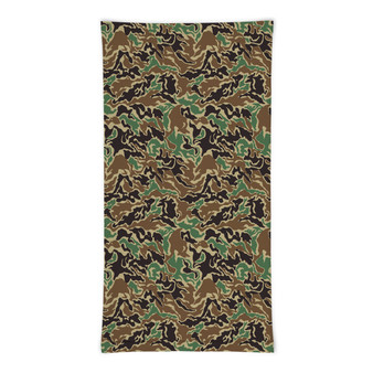 Camouflage Gaiter Mask Face Cover