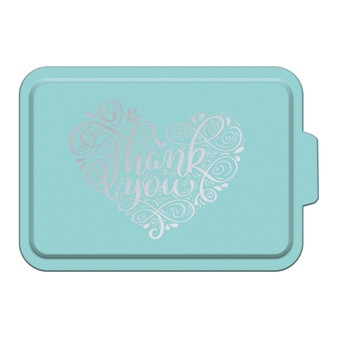 Thank You Heart - Aluminum Cake Pan