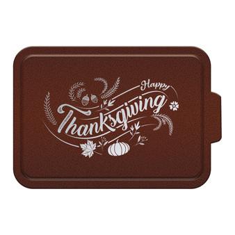 Happy Thanksgiving - Aluminum Cake Pan