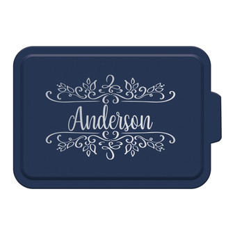Custom Botanical Name - Aluminum Cake Pan