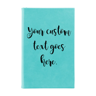 Custom Quote - Leatherette Journal