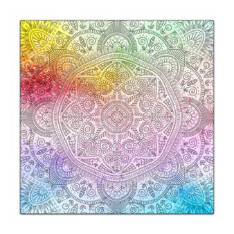 Ethnic Mandala - Giant Coloring Poster