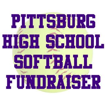 Pittsburg High School Softball - Fundraiser