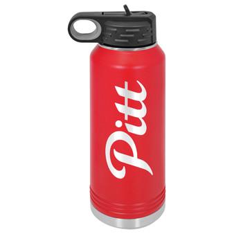 Pitt State - 32 oz Water Bottle