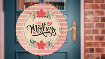 Happy Mother's Day - Door Hanger