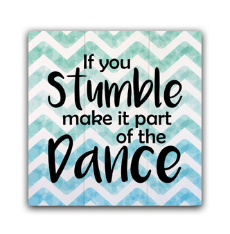 If You Stumble - Boxed Board