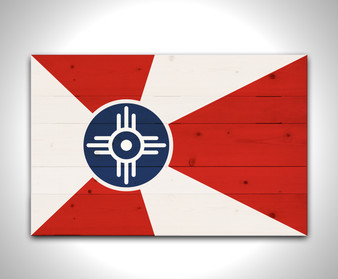 Wichita Flag Pallet