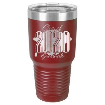 Class of 2020 Graduate - 20 & 30 oz Tumbler