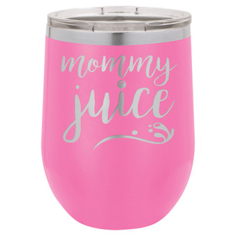 Mommy Juice - Stemless Tumbler