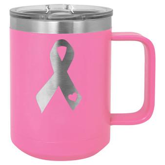 Cause Ribbon - 15 oz Coffee Mug