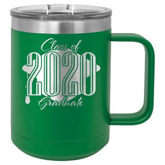 Class of 2020 Graduate - 15 oz Coffee Mug