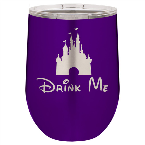 Drink Me - Stemless Tumbler