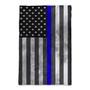 Thin Blue Line - Garden Flag