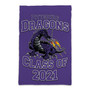 Custom Pittsburg Dragons - Garden Flag