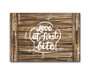 Love at First Bite - Noodle Board Stove Top Cover