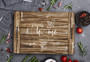 Honey Bee Home - Noodle Board Stove Top Cover