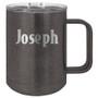 Custom Name - 15 oz Coffee Mug