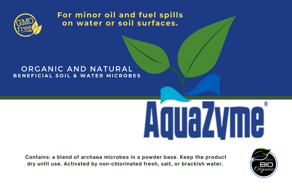 aquazyme label