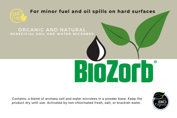 biozorb label