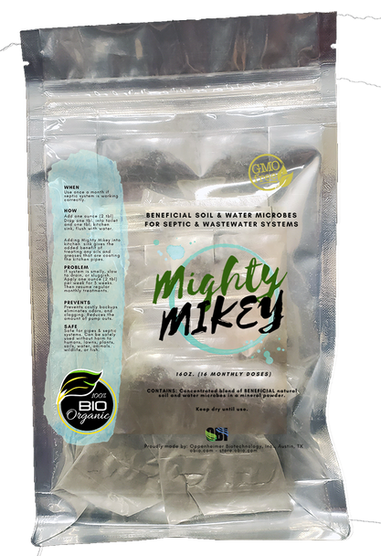 mighty mikey package