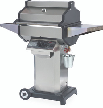 Stainless Steel Grill Head