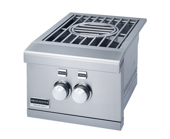 Broilmaster BSABW16N 16-Inch Built-In Power Burner