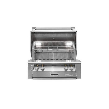 "Alfresco 30"" Built-In Grill, 2 Burner, Rotis, Sear Zone, LP - ALXE-30SZ-LP"