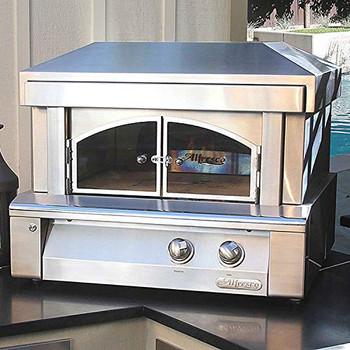 "Alfresco 30"" Built-In Pizza Oven, LP - AXE-PZA-BI-LP"