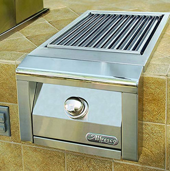 Alfresco Built-In, Dual SearZone Side Burner, LP - AXESZ-LP