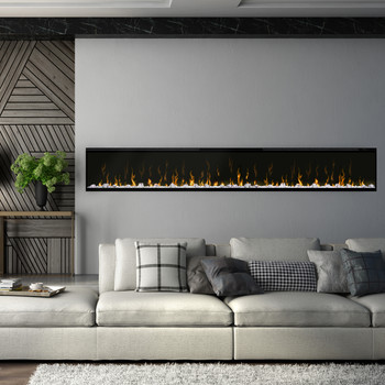 Dimplex IgniteXL Built-in Linear Electric Fireplace