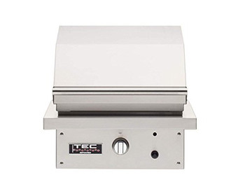 TEC Patio 1 FR Infrared Built-In Grill (PFR1-LP), Propane Gas