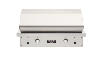 TEC Sterling Patio 2 FR Infrared Built-In Grill (STPFR2LP), Propane Gas