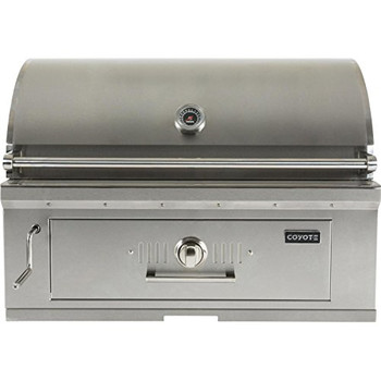 """Coyote 36"""" Charcoal Grill"""