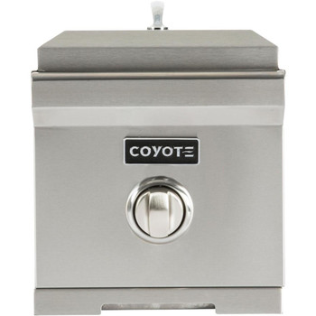Coyote Single Side Burner; Natural Gas