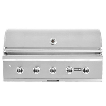 "Coyote 42"" Grill with Infinity Burners; LP Gas"