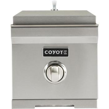 Coyote Single Side Burner; LP Gas