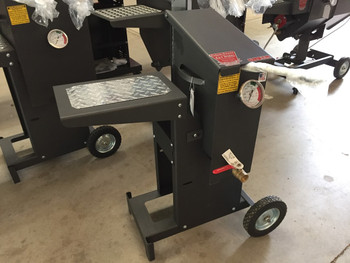 Cajun Fryer FF1R-ST 2 1/2 Gallon Single Basket – with Stand