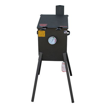 Cajun Fryer FF2EC 4 Gallon