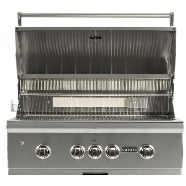 """Coyote C1S36LP Coyote 36"""" Grill with I-Burners; LP Gas"""