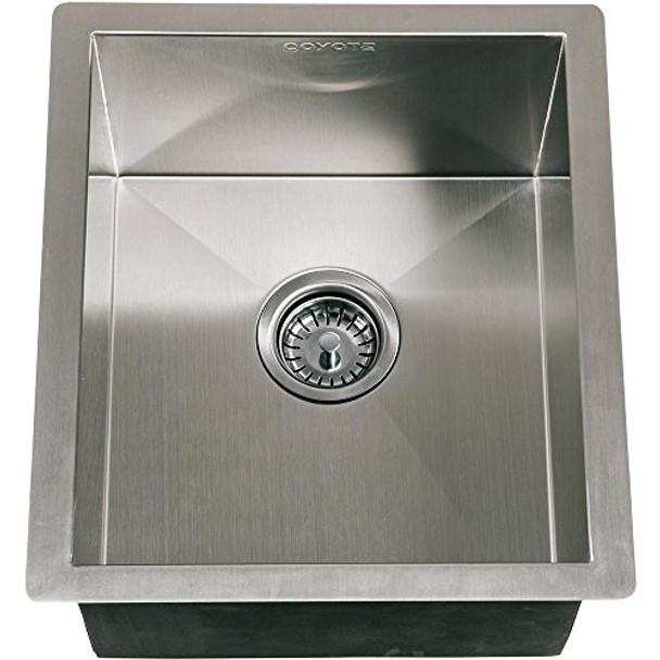 Sink - Universal Mount - order faucet separately