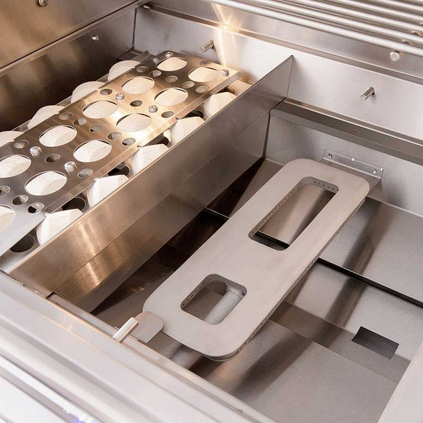 OPEN BOX Summerset TRL Deluxe Series Built-in Gas Grill (TRLD44A-NG)
