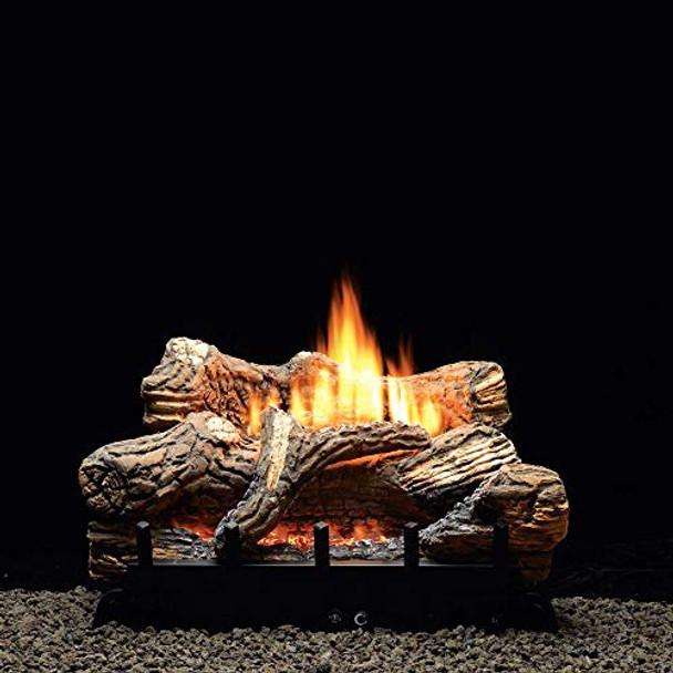 7-piece 30-Inch Thermostat Ceramic Fiber Natural Gas
