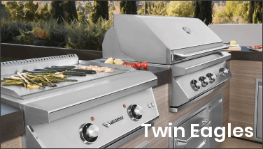 Twin Eagles premium grills