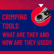 What is a crimping tool and how are they used?