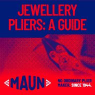 Your guide to jewellery making pliers