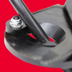 Ratchet Cable Cutter 250 mm | Maun