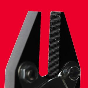 Flat Nose Parallel Plier Return Spring 140 mm | Maun