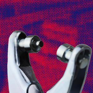 Eyelet Puncher & Fixing Plier 4 mm Eyelets | Maun